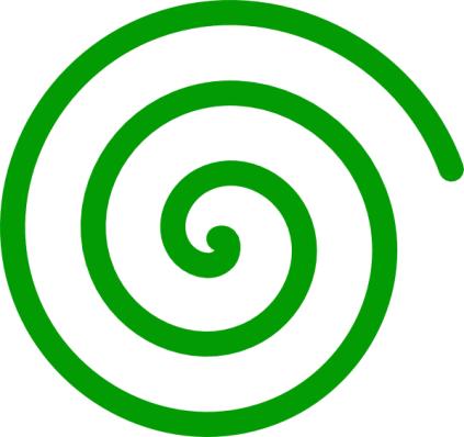 green spiral OG